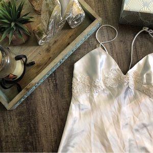 Victoria's Secret Bridal Collection Beaded Nightie